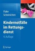 Kindernotfälle im Rettungsdienst (eBook, PDF)