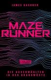 Maze Runner - In der Brandwüste / Die Auserwählten Bd.2 (eBook, ePUB)