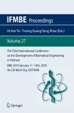 The Third International Conference on the Development of Biomedical Engineering in Vietnam (eBook, PDF)