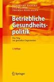 Betriebliche Gesundheitspolitik (eBook, PDF)