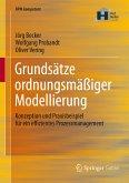 Grundsätze ordnungsmäßiger Modellierung (eBook, PDF)