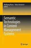 Semantic Technologies in Content Management Systems (eBook, PDF)
