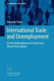 International Trade and Unemployment (eBook, PDF)