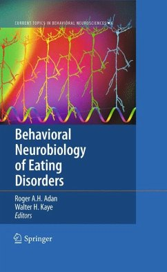 Behavioral Neurobiology of Eating Disorders (eBook, PDF)