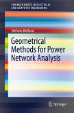 Geometrical Methods for Power Network Analysis (eBook, PDF)