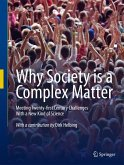 Why Society is a Complex Matter (eBook, PDF)