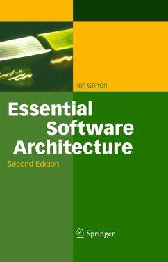 Essential Software Architecture (eBook, PDF) - Gorton, Ian