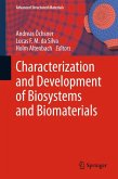 Characterization and Development of Biosystems and Biomaterials (eBook, PDF)