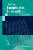 Europäisches Strafrecht (eBook, PDF)