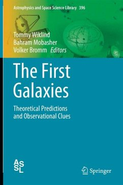 The First Galaxies (eBook, PDF)