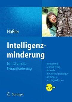 Intelligenzminderung (eBook, PDF) - Häßler, Frank