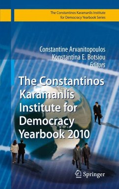 The Constantinos Karamanlis Institute for Democracy Yearbook 2010 (eBook, PDF)