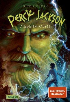 Diebe im Olymp / Percy Jackson Bd.1 (eBook, PDF) - Riordan, Rick