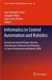 Informatics in Control Automation and Robotics (eBook, PDF)