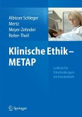 Klinische Ethik - METAP (eBook, PDF)