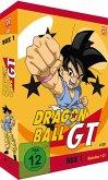 Dragonball GT - Box 1/3 - Episoden 1-21 DVD-Box