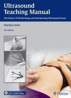 Ultrasound Teaching Manual - Hofer, Matthias