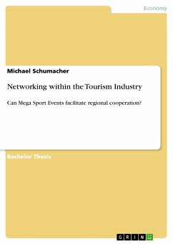 Networking within the Tourism Industry (eBook, PDF)