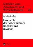 Das Recht der Arbeitnehmerüberlassung in Japan