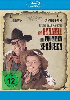 Mit Dynamit und frommen Sprüchen - John Wayne,Katharine Hepburn,Anthony Zerbe