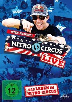 Travis Pastrana's Nitro Circus Live - Das Leben im Nitro Circus! - Travis Pastrana,Jolene Van Vugt,Gregg Godfrey