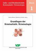 Grundlagen der Kriminalistik / Kriminologie (eBook, ePUB)