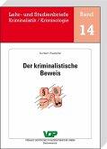 Der kriminalistische Beweis (eBook, ePUB)