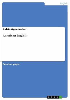 American English (eBook, PDF)