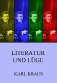 Literatur und Lüge (eBook, ePUB)