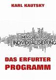Das Erfurter Programm (eBook, ePUB)