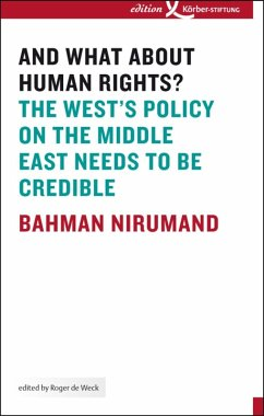 And what about Human Rights? (eBook, ePUB) - Nirumand, Bahman
