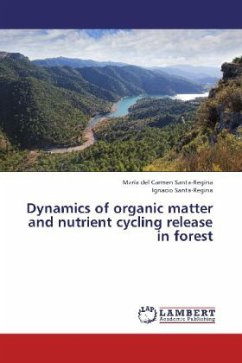 Dynamics of organic matter and nutrient cycling release in forest