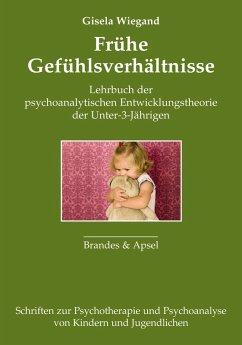 Frühe Gefühlsverhältnisse (eBook, PDF) - Wiegand, Gisela