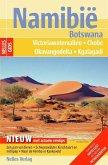 Nelles Gids Namibië - Botswana (eBook, PDF)