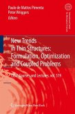 New Trends in Thin Structures: Formulation, Optimization and Coupled Problems (eBook, PDF)
