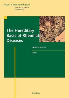 The Hereditary Basis of Rheumatic Diseases (eBook, PDF)