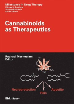 Cannabinoids as Therapeutics (eBook, PDF)