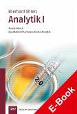 Analytik I - Kurzlehrbuch (eBook, PDF)