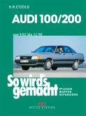 Audi 100/200 von 9/82 bis 11/90 (eBook, PDF)