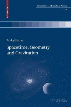 Spacetime, Geometry and Gravitation (eBook, PDF) - Sharan, Pankaj