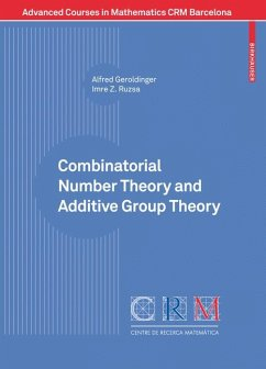 Combinatorial Number Theory and Additive Group Theory (eBook, PDF)