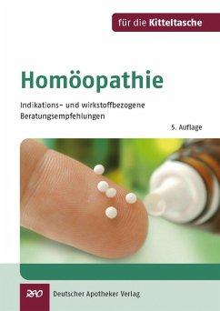 Homöopathie für die Kitteltasche (eBook, PDF) - Eisele, Matthias; Friese, Karl-Heinz; Notter, Gisela; Schlumpberger, Anette