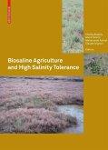 Biosaline Agriculture and High Salinity Tolerance (eBook, PDF)