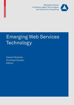 Emerging Web Services Technology (eBook, PDF)
