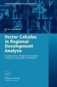 Vector Calculus in Regional Development Analysis (eBook, PDF) - Nermend, Kesra