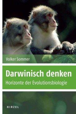 Darwinisch denken (eBook, PDF) - Sommer, Volker