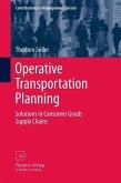 Operative Transportation Planning (eBook, PDF)