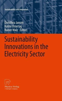 Sustainability Innovations in the Electricity Sector (eBook, PDF)