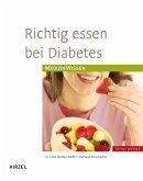Richtig essen bei Diabetes (eBook, PDF)