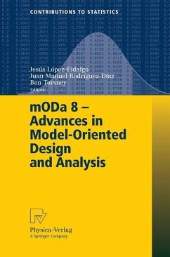 mODa 8 - Advances in Model-Oriented Design and Analysis (eBook, PDF)
